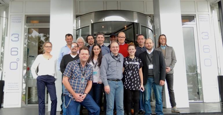 IMMF Council at Midem 2014